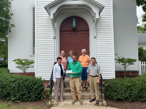 Wakefield Baptist Church supports Habitat for Humanity project in Westerly
