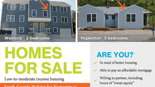 Homes for Sale!