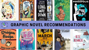 Graphic Novel Recommendations