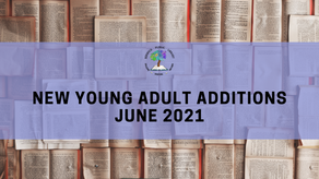 New Young Adult Additions - June 2021