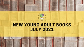 New Young Adult Additions: July 2021