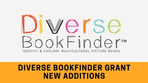 New Books from the Diverse BookFinder Grant