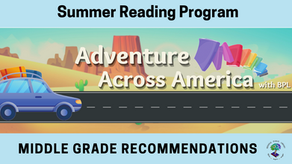 Middle Grade Recommendations