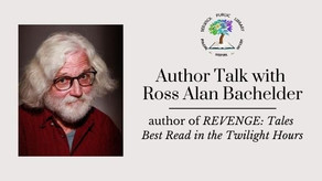 Author Talk with Ross Alan Bachelder