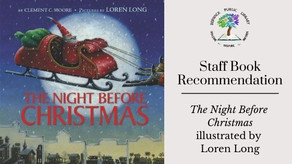 Staff Recommendation:  The Night Before Christmas