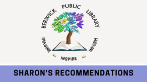Sharon's Recommendations