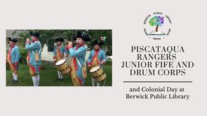 Piscataqua Junior Ranger Fife and Drum Corps