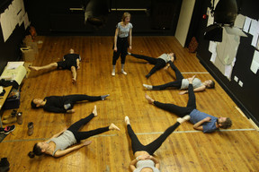 Inverted Planet at Summerhill School + Ballet!