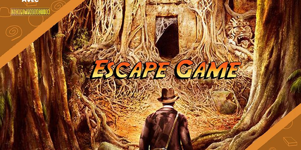 Escape Game indiana Jones