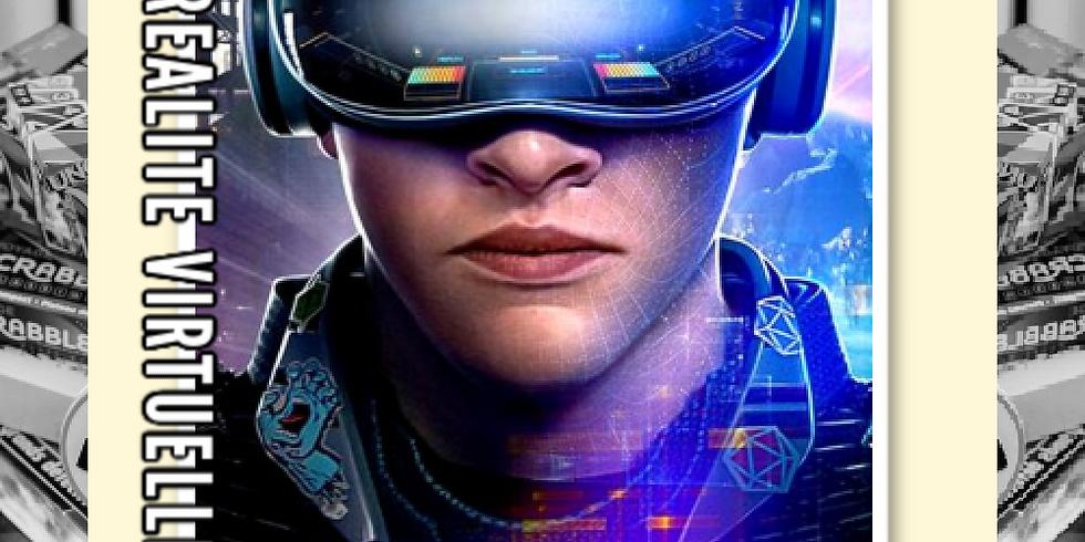 Samedi 19/09 - Initiation Réalité Virtuelle