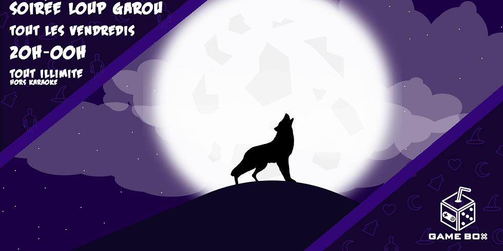Soirée Loup Garou à la Game Box