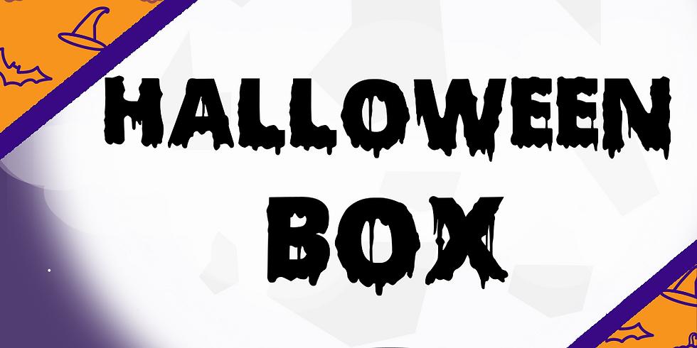 Soirée Halloween Box à la Game Box