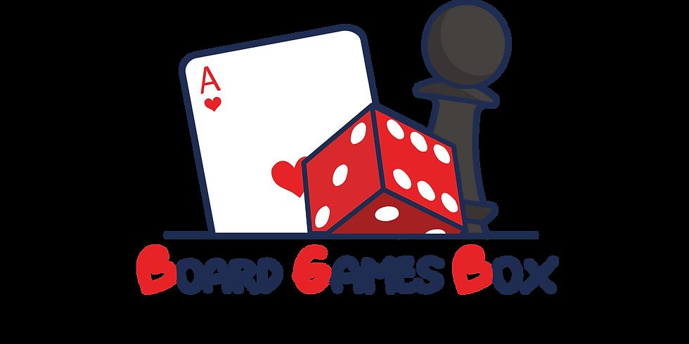 Tournoi Boardgames Box