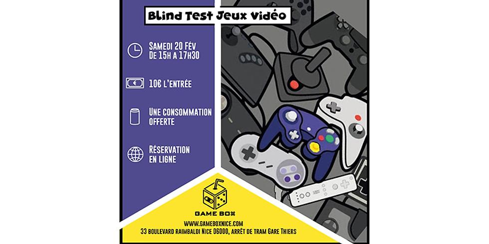 Blind test jeux vidéo