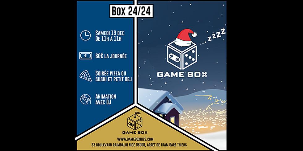Box 24/24
