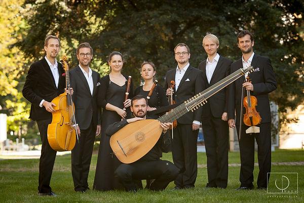 Il Cuore Barocco-Mladý súbor starej hudby