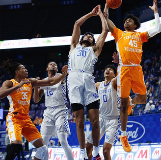 Quick Takes on Volunteers Victory In Rupp