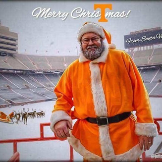 A Tennessee Fan's Letter to Santa