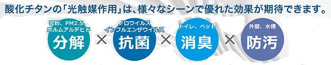 新型コロナウイルスエビデンス取得!関東で分解・抗菌・消臭・防汚ならナノゾーンコート!TCRが施工します!
