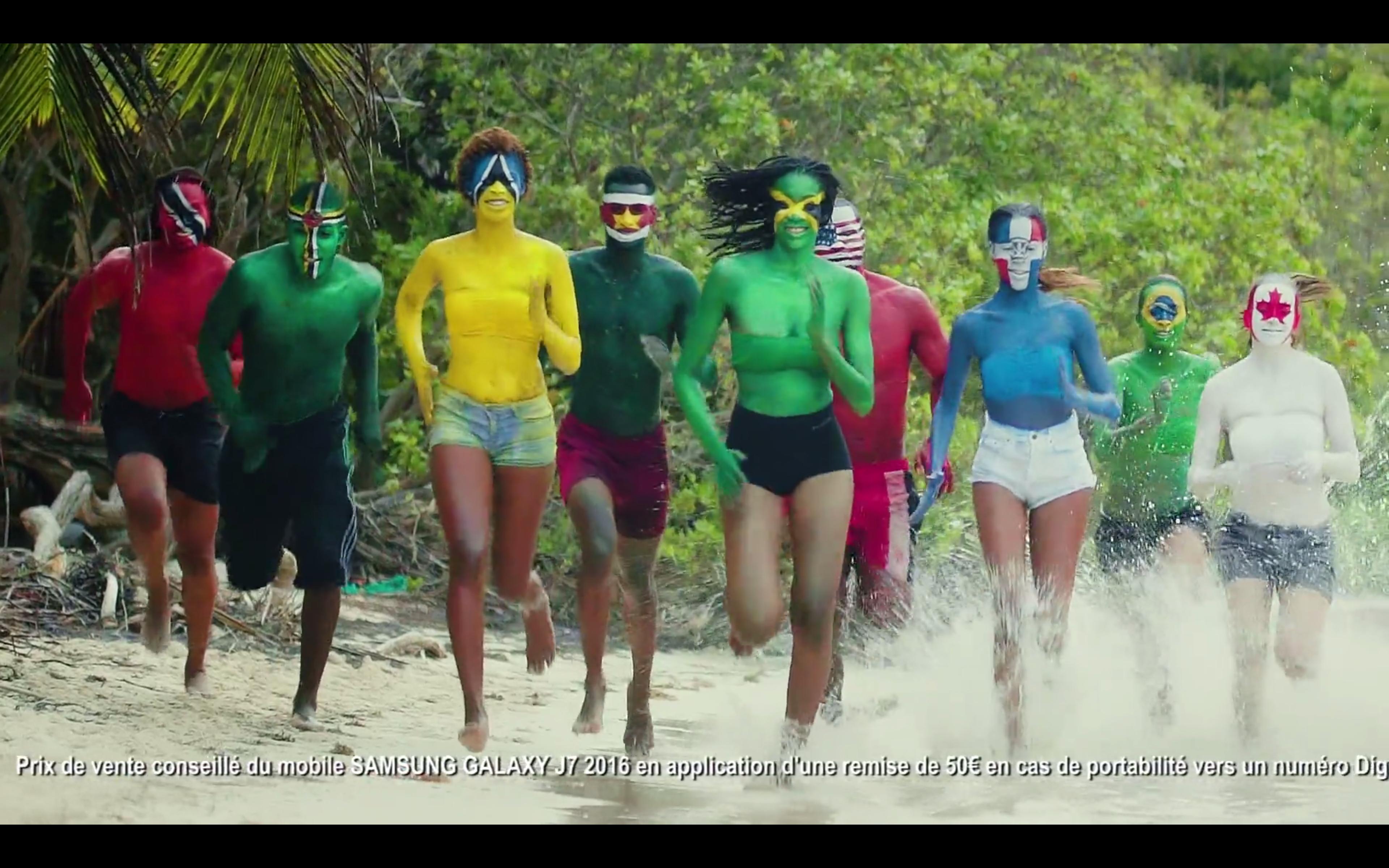 DIGICEL TV ad