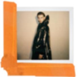 Fashion make-up, sfiata, MFW, Romeo Gigli