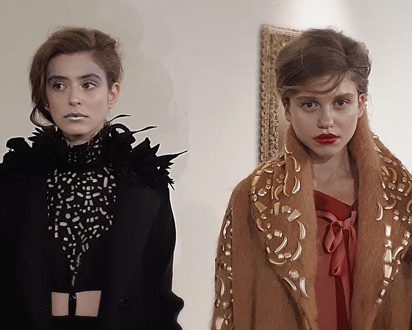 Fashion make-up, sfiata, MFW