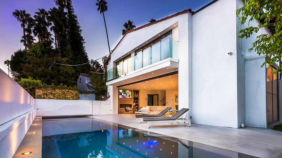 Doheny Road, Beverly Hills
