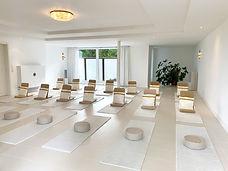 Meditatieruimte Light of Being centrum