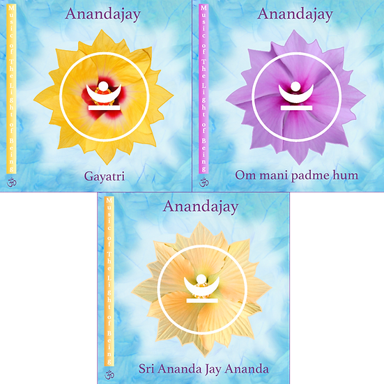The Great Mantras of Transformation serie