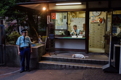 Waseda University Guards, Tokyo 2019