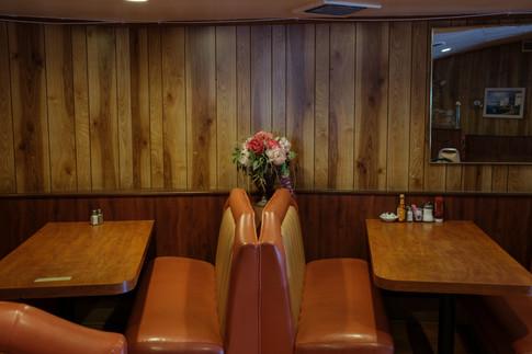 Astro Diner, LA 2021