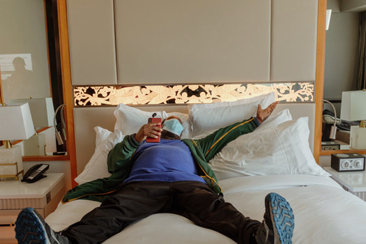 Theo Henderson investigates the Ritz, DTLA 2020