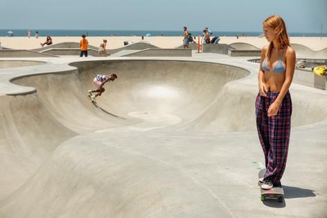 Venice Skatepark, Venice 2020