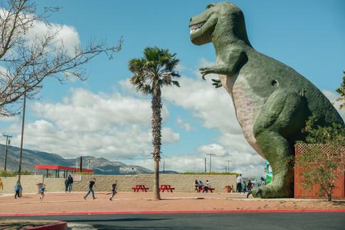 Cabazon Dinosaur, 2020