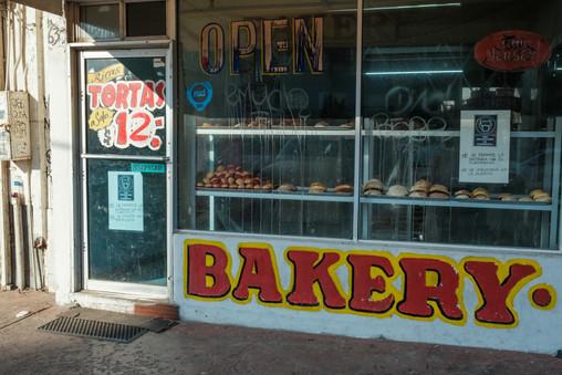 Bakery, Rosarito 2021