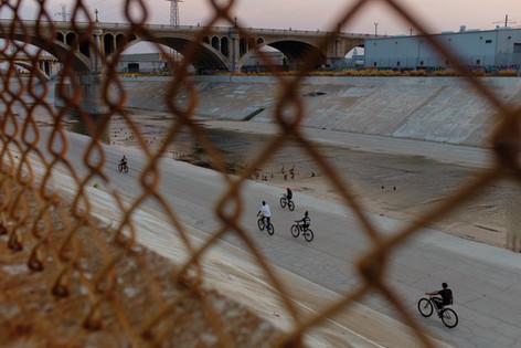 Bike Crew LA River 2020