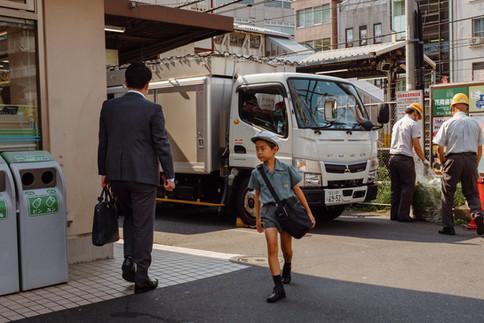 School Boy, Tokyo 2019