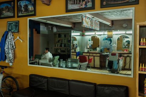 Jose's Barbershop, Tijuana