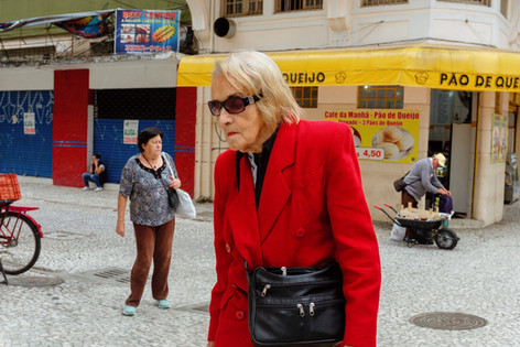 Lady in Red, Curitiba 2019