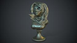 Janrath Nimblefoot Bust