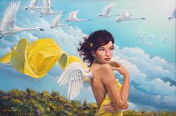 Migration by Larry Reinhart