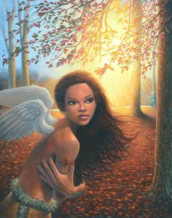 Autumn Chill by Larry Reinhart