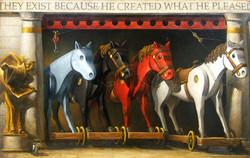 4 Horsemen by Larry Reinhart