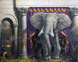 Majestic Beast by Larry Reinhart