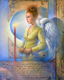 Angel in my Dreams by Larry Reinhart