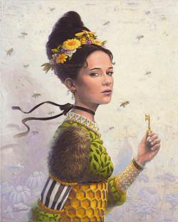 Queen Beatriz by Larry Reinhart