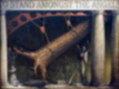 Larry Reinhart's oil painting, The Harvest.