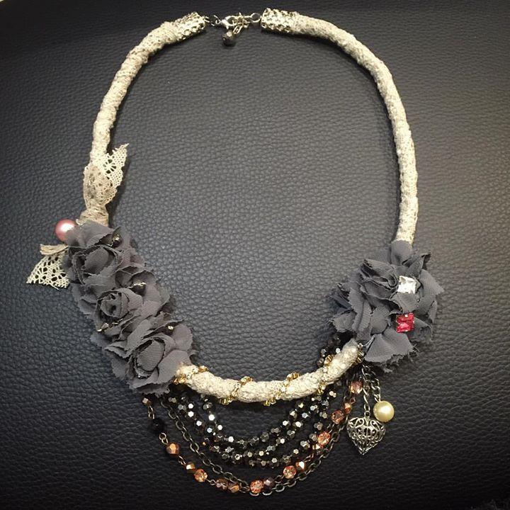 Еще одно украшение из новой коллекции Бохо-прованс