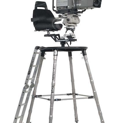 nastaviteľná plošina pod kameru