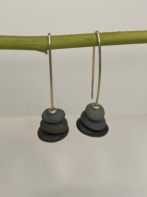 Cairn Drop Earrings DE 03